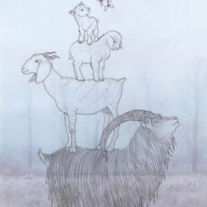 2018 - Goats!